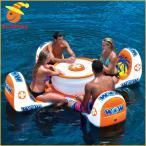4人乗り大きいボート・浮き輪 グループパーティグッズ