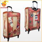 ディズニーリゾート スーツケース 旅行 かばん トラベル バッグ ビンテージ 71cm WDW グッズ