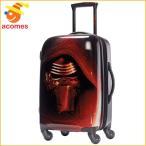 スターウォーズ カイロレン スーツケース キャリーバッグ キャスター付き 21インチ 機内持ち込み可 アメリカンツーリスター 旅行用品 旅行かばん グッズ