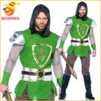 ジャンヌダルク騎士ナイト騎士団コスプレコスチューム大人男性ハロウィン中世衣装仮装