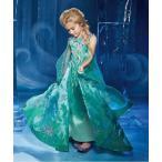 アナと雪の女王 エルサ 衣装 コスチューム 子供 エルサのサプライズ 女の子 ディズニー コスプレ ハロウィン 仮装 高級 上質 本格