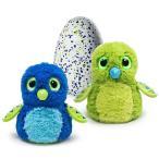 うまれて! ウーモ 海外版 ブルー&グリーンタマゴ 青 緑 Hatchimals おもちゃ 孵化する 鳥 動物 ペット