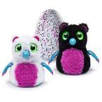 うまれて! ウーモ 海外版 ピンク 黒 Hatchimals おもちゃ 孵化する 鳥 動物 ペット
