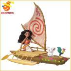 モアナと伝説の海 スターライト カヌー & フレンズ 人形 クリスマス ギフト おもちゃ 誕生日 プレゼント ディズニー