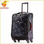 ミッキー マウス キャリー バッグ アメリカンツーリスター 旅行 かばん ソフト サイドスピナー21 スーツケース