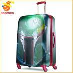 スター ウォーズ ボバ フェット キャリー バッグ アメリカンツーリスター 旅行 かばん ハードサイド スピナー28 スーツケース ギフト