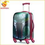 スーツケース 機内持ち込み スター ウォーズ ボバ フェット キャリー バッグ アメリカンツーリスター 旅行 かばん ハードサイド スピナー21 スーツケース