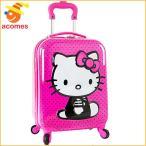 ショッピングハローキティ ハロー キティ キャリー バッグ 3D ポップ アップ スピナー かばん スーツケース