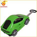 ランボルギーニ ウラカン スパイダー 子供用 キャリー バッグ 18 旅行 かばん 目立つ スポーツカー ランボルギニー スーツケース