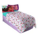 アバローのプリンセス エレナ インテリア グッズ 寝具 ベッドシーツ セット シングル ツイン 子供部屋 ディズニー