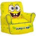 ビーンバッグチェア スポンジボブ 幼児 子供 ソファ 椅子 クッション インテリア 家具 キャラクターグッズ