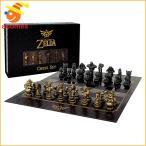 ゼルダの伝説 チェス セット 時のオカリナ コレクターズ セット テレビゲーム