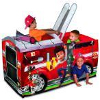 パウパトロール おもちゃ グッズ 消防車 プレイハウス テント