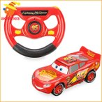 カーズ 3 クロスロード RCカー ライトニング マックィーン リモコン ラジコン おもちゃ ギフト プレゼント