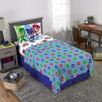 しゅつどう パジャマスク ベッドシーツ 3点セット ツイン シングル 寝具 インテリア 子供部屋 デコレー ション ディズニーチャンネル キャラクター グッズ