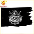 海賊 旗 パイレーツ オブ カリビアン 最後の海賊 壁飾り インテリア ウォール デコレーション フラッグ ハロウィン