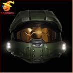 ショッピングhalo Halo ヘイロー マスターチーフ コスプレ ヘルメット ライトアップ 大人用 ハロウィン イベント パーティー