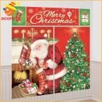 クリスマス 飾り 背景 デコレーション サンタクロース パーティー 装飾 壁紙 イベント
