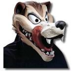 コスプレ・マスク赤ずきんちゃんのオオカミ 狼 ウルフ 大人用ハロウィンコスプレマスク
