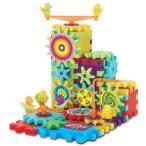 Funny Bricks ブロック パズル 子供 おもちゃ 色 学習