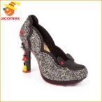 ミッキー & ミニー マウス ハイヒール 靴 イレギュラー チョイス x ディズニー コラボ IRREGULAR CHOICE