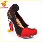 ミッキー マウス ハイヒール 靴 イレギュラー チョイス x ディズニー コラボ IRREGULAR CHOICE
