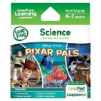 LEAPFROG ゲーム ソフトウェア PIXAR PALS 4-7歳 SCIE