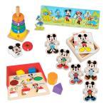 ショッピングメリッサ ミッキー マウス デラックス 木製 クラシック おもちゃ セット メリッサ&ダグ