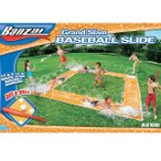 プール 家庭用 水遊び グランド スラム ベースボール ウォーター スライダー 遊具