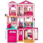 バービー ドリーム ハウス ボックスパッケージ 人形 家 おもちゃ クリスマス プレゼント 誕生日 ギフト ドールハウス