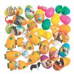 イースターエッグ プラスチック おもちゃ入り 卵 240個セット たまごカプセル エッグハント