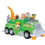 パウパトロール おもちゃ ロッキー トータルチームレスキュー リサイクル トラック