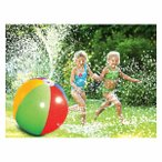 プール 家庭用 水遊び ビーチボール スプリンクラー ジャンボ 夏 サマー  みんなで遊ぶ ベランダ 庭 通常便は送料無料