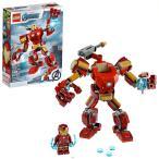 レゴ アイアンマン メカ マーベル アベンジャーズ 148ピース LEGO 76140