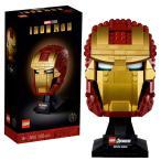 レゴ アイアンマン ヘルメット ディスプレイモデル マーベル アベンジャーズ 480ピース LEGO 76165