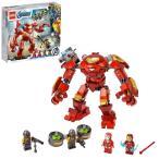 レゴ アイアンマン ハルクバスター vs A.I.M.エージェント スーパーヒーロー プレイセット マーベル アベンジャーズ 456ピース LEGO 76164