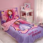 ちいさなプリンセス ソフィア ベッドセット 寝具 布団 シーツ 枕カバー 子供 女の子 ディズニー Disney Sofia the First