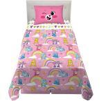 ケアベア シーツ セット 子供 寝具 シングルサイズ 3点セット ケア ア ロット HugABear
