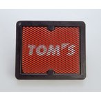 【TOM`S】スーパーラムIIストリート エアフィルター レクサス IS200t/IS300h/IS350/IS250  ASE30/AVE3#/GSE3#  H25.4〜  8AR-FTS/2AR-FSE/2GR-FSE/4GR-FSE