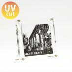 CD 壁掛け 飾る 額縁 フレーム ディスプレイ UVカット おしゃれ アクリル『CDフレーム(CD額)ジャケットイン』