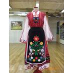 送料無料! ブルガリアの民族衣装一式(トラキヤ地方)246