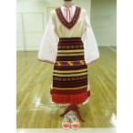 送料無料! ブルガリアの民族衣装一式(ブルガス地方)273
