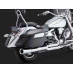 VANCE&HINES-PRO PIPE CHROME XV1900 ROADLINER/STRATOLINER用
