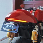 16-17 THRUXTON 1200/R用NEW RAGE CYCLES(ニューレイジサイクルズ)フェンダーレスキット