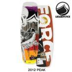 2012 LIQUID FORCE リキッドフォース ウェイクボード WAKEBOARD PEAK 132