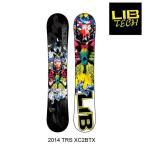 2014 LIB TECH リブテック スノーボード SNOWBOARD TRS 154