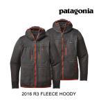 2016 PATAGONIA パタゴニア フーディー R3 HOODY FGE FORGE GREY