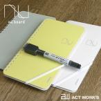 CANSAY nu board ライト light ヌーボード 手帳 ノート ステーショナリー 欧文印刷
