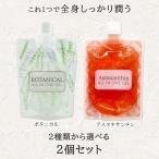 オールインワンゲル(パウチ) 2種類から選べる2個セット 日本製 ボタニカル アスタキサンチン  エイジングケア メール便送料無料