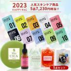 2021 コスメ福袋 スキンケア 特別セット a-cuebshop ボディケア 韓国コスメ 化粧水 フェイスマスク オールインワンジェル ヒト幹細胞 どろあわ 宅配便送料無料